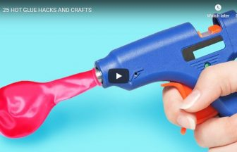 25 HOT GLUE HACKS AND CRAFTS