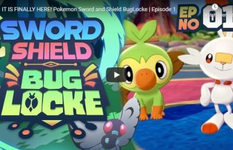 IT IS FINALLY HERE! Pokemon Sword and Shield BugLocke | Episode 1