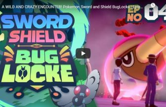 A WILD AND CRAZY ENCOUNTER! Pokemon Sword and Shield BugLocke | Episode 4