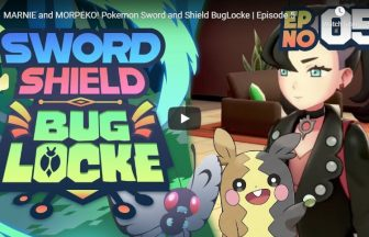 MARNIE and MORPEKO! Pokemon Sword and Shield BugLocke | Episode 5