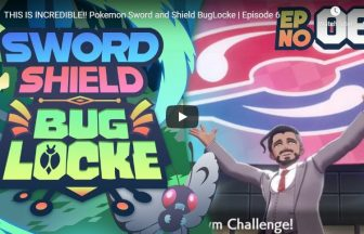 THIS IS INCREDIBLE!! Pokemon Sword and Shield BugLocke | Episode 6