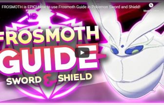 FROSMOTH is EPIC! How to use Frosmoth Guide in Pokemon Sword and Shield!