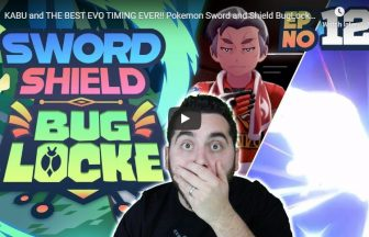 KABU and THE BEST EVO TIMING EVER!! Pokemon Sword and Shield BugLocke | Episode 12