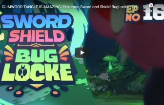 GLIMWOOD TANGLE IS AMAZING! Pokemon Sword and Shield BugLocke | Episode 16
