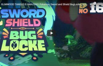 GLIMWOOD TANGLE IS AMAZING! Pokemon Sword and Shield BugLocke | Episode 16