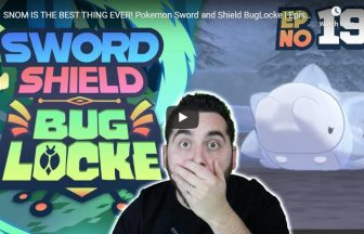 SNOM IS THE BEST THING EVER! Pokemon Sword and Shield BugLocke | Episode 19