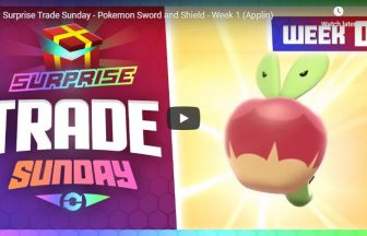 Surprise Trade Sunday - Pokemon Sword and Shield - Week 1 (Applin)