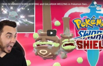 I WAS SCAMMED! SHINY KOFFING and GALARIAN WEEZING in Pokemon Sword and Shield!