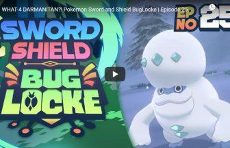 WHAT 4 DARMANITAN?! Pokemon Sword and Shield BugLocke | Episode 25