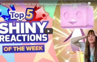 TOP 5 SHINY REACTIONS OF THE WEEK! Pokemon Sword and Shield Shiny Montage! Week 3!