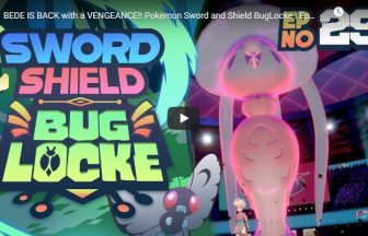 BEDE IS BACK with a VENGEANCE!! Pokemon Sword and Shield BugLocke | Episode 29