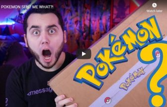 POKEMON SENT ME WHAT?!