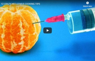 12 CRAZY YET GENIUS COOKING TIPS